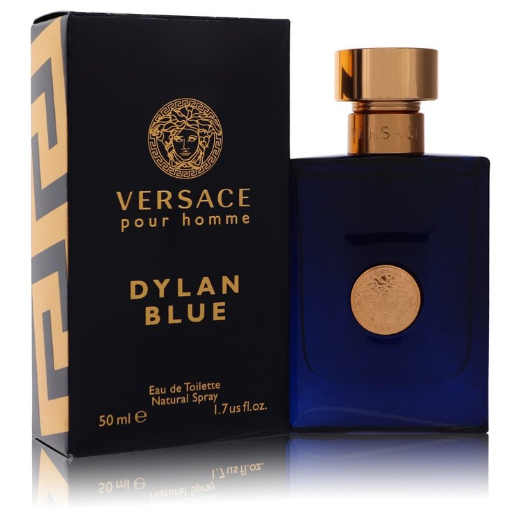 Versace Pour Homme Dylan Blue Cologne 50 ml EDT Spay for Men