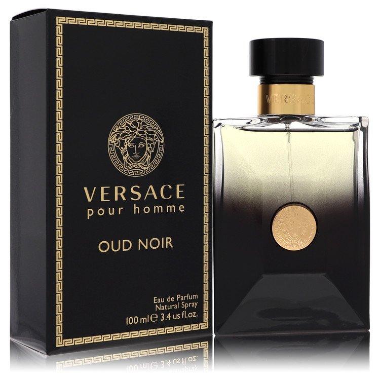 Versace Pour Homme Oud Noir Cologne by Versace 100 ml EDP Spay for Men