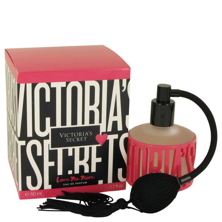 Victoria's Secret Love Me More Perfume 50 ml EDP Spay for Women