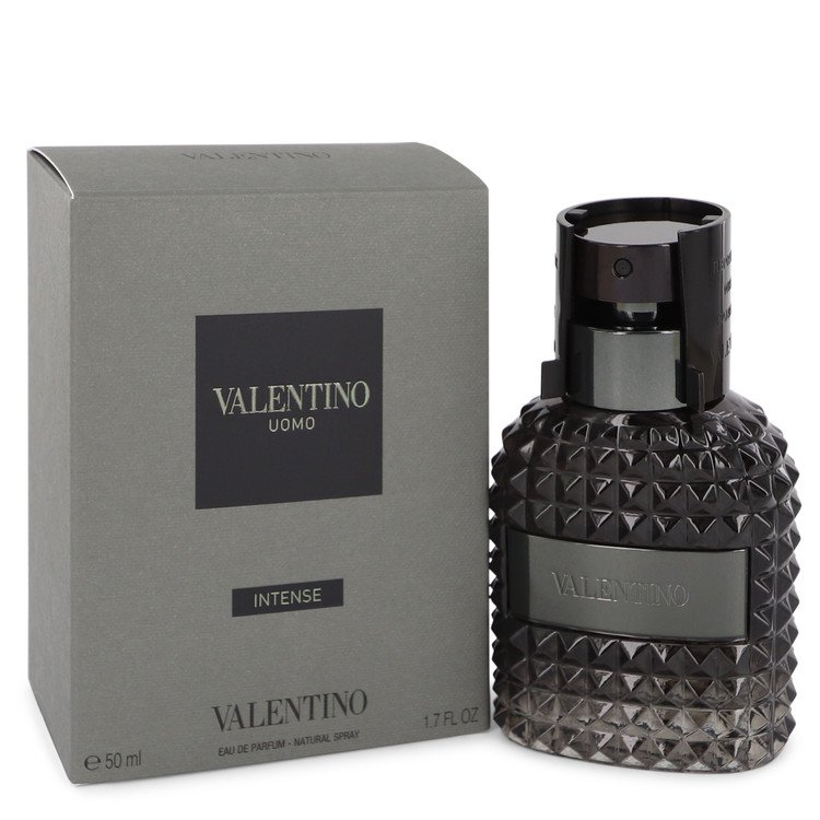 Valentino Uomo Intense Cologne by Valentino 50 ml EDP Spay for Men