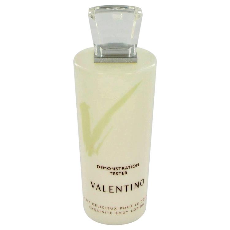 Valentino V Body Lotion 6.7 oz Body Lotion (Tester) for Women
