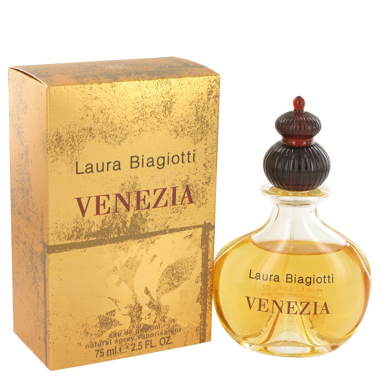 Venezia Perfume by Laura Biagiotti 75 ml Eau De Parfum Spray for Women