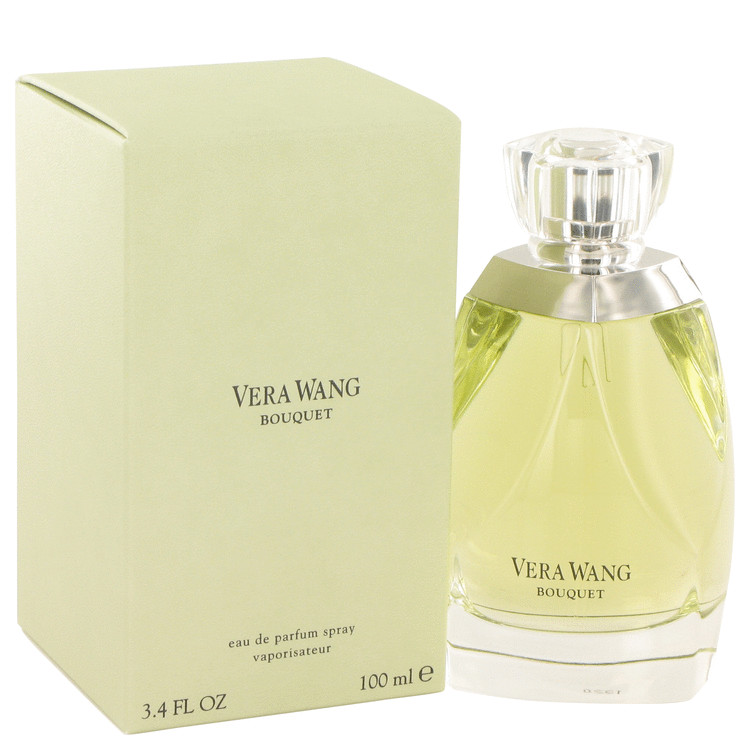 Vera Wang Bouquet Perfume by Vera Wang 3.3 oz EDP Spay for Women