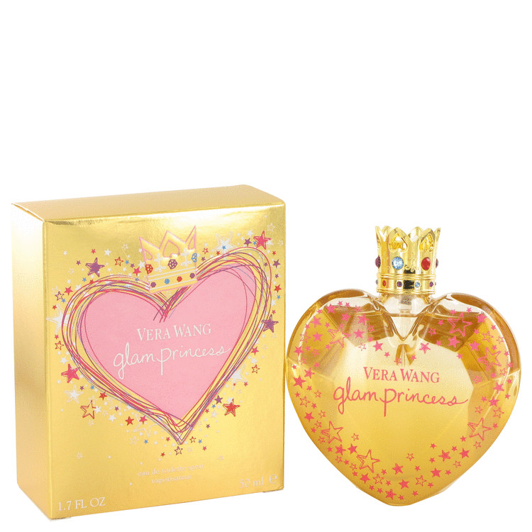 Vera Wang Glam Princess Perfume by Vera Wang 50 ml EDT Spay for Women