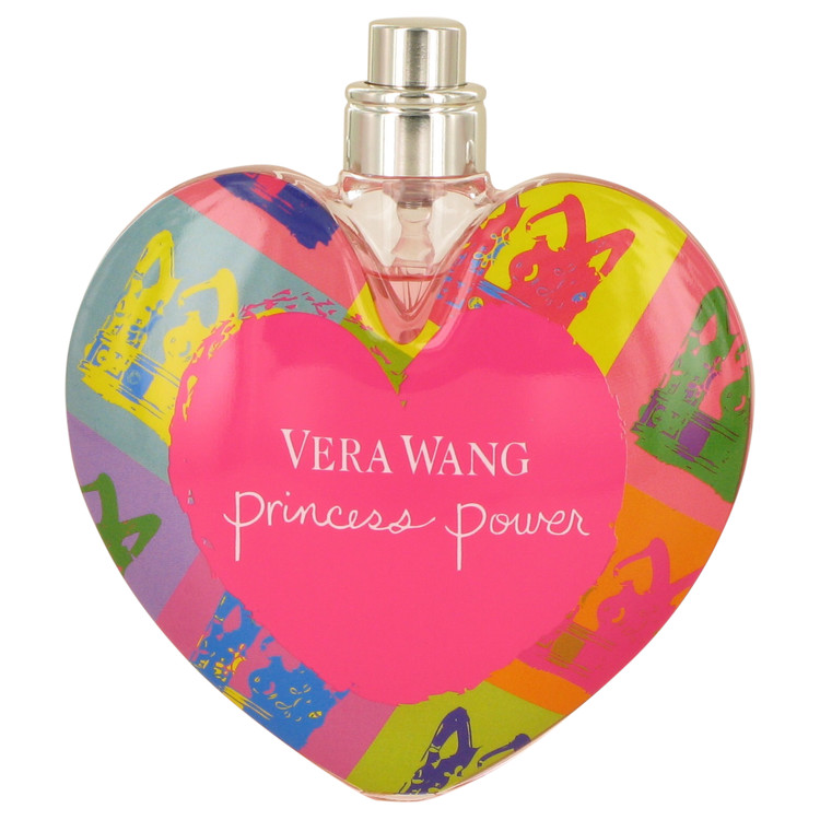 Princess Power Perfume by Vera Wang 50 ml EDT Spray(Tester) for Women