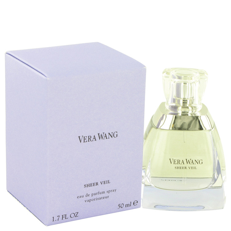 Vera Wang Sheer Veil Perfume by Vera Wang 1.7 oz EDP Spay for Women