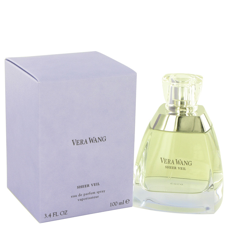 Vera Wang Sheer Veil Perfume by Vera Wang 100 ml EDP Spay for Women