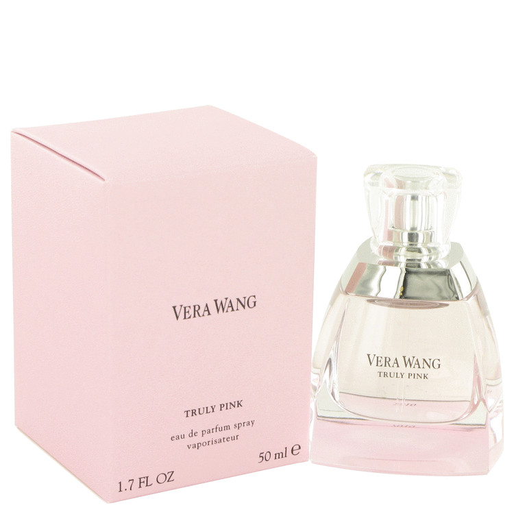 Vera Wang Truly Pink Perfume by Vera Wang 50 ml EDP Spay for Women