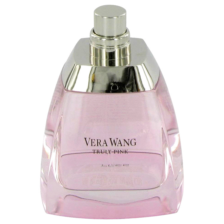 Vera Wang Truly Pink Perfume 100 ml Eau De Parfum Spray (Tester) for Women