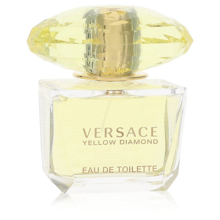 Versace Yellow Diamond Perfume 90 ml EDT Spray(Tester) for Women