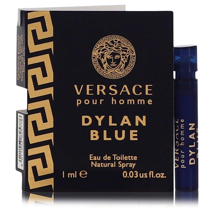 Versace Pour Homme Dylan Blue by Versace Men's Vial (sample) .03 oz