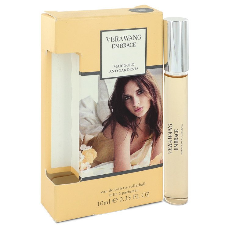 Vera Wang Embrace Marigold And Gardenia by Vera Wang Women's Mini EDT Rollerball Pen .33 oz