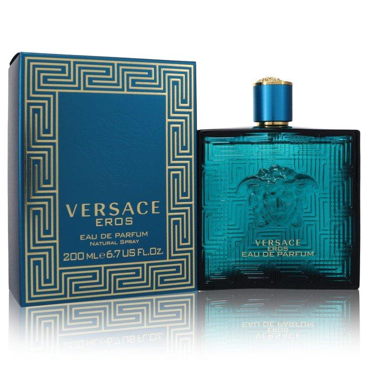 Versace Eros Cologne by Versace 6.8 oz EDP Spray for Men