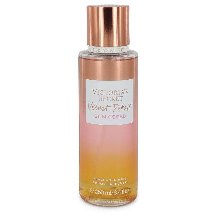 Victoria's Secret Velvet Petals Sunkissed by Victoria's Secret Women's Fragrance Mist Spray 8.4 oz