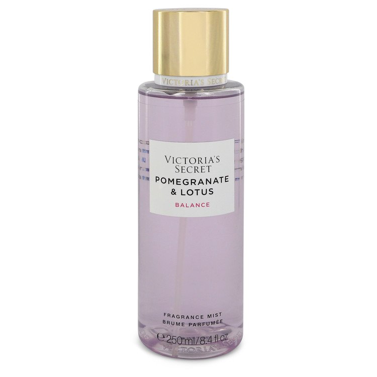 Victoria's Secret Pomegranate & Lotus by Victoria's Secret Women's Fragrance Mist Spray 8.4 oz