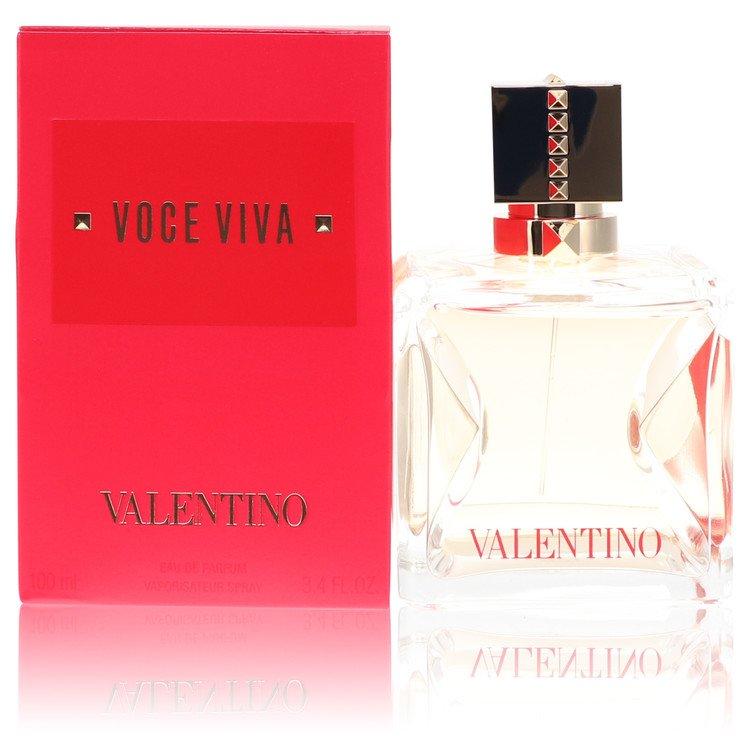 Voce Viva by Valentino Women's Eau De Parfum Spray 3.38 oz