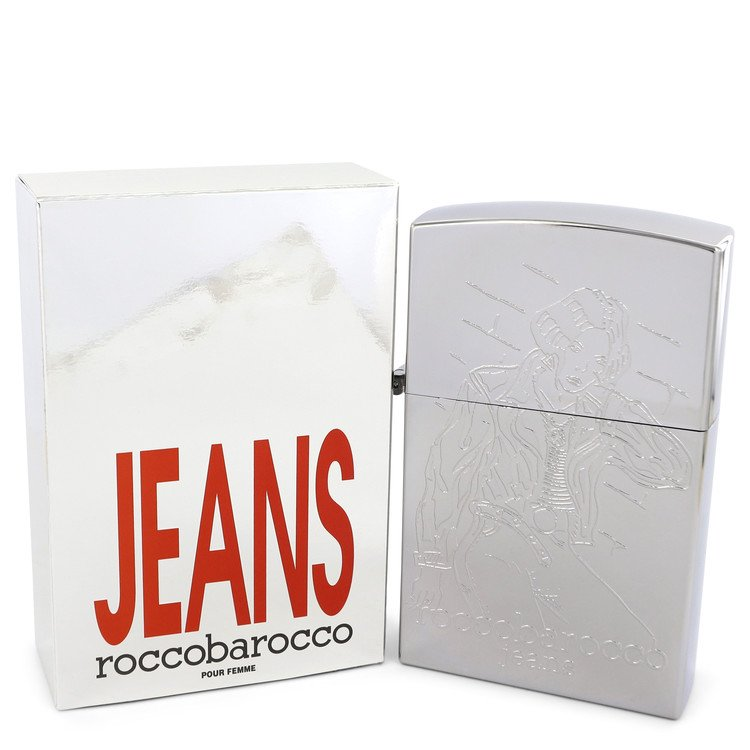 ROCCOBAROCCO Silver Jeans by Roccobarocco