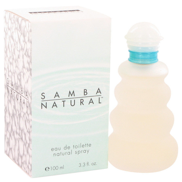 Samba Natural Perfume by Perfumers Workshop 100 ml EDT Spay for Women