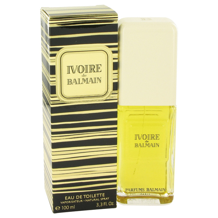 Ivoire De Balmain Perfume by Pierre Balmain 3.3 oz EDT Spay for Women
