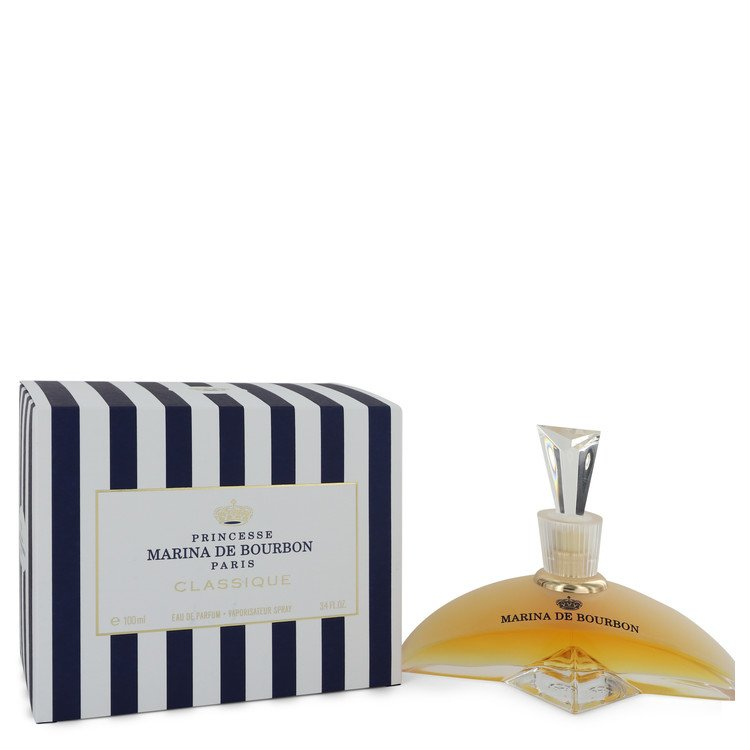 MARINA DE BOURBON by Marina De Bourbon for Women Eau De Parfum Spray 3.3 oz