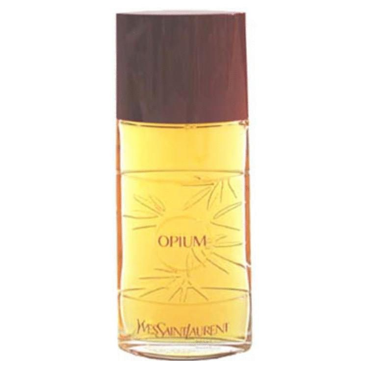 Opium Perfume by Yves Saint Laurent 100 ml EDT Spay for Women