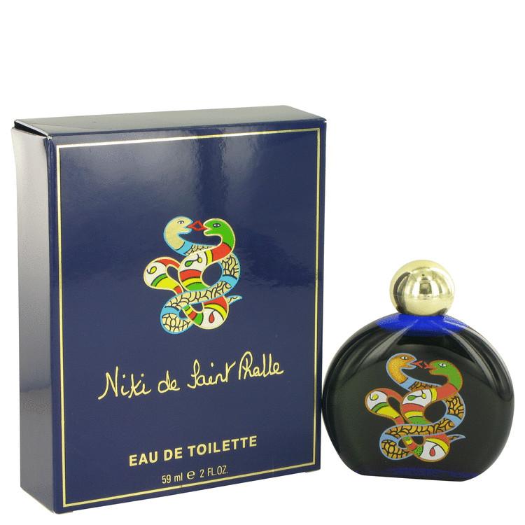 NIKI DE SAINT PHALLE by Niki de Saint Phalle for Women Eau De Toilette 2 oz