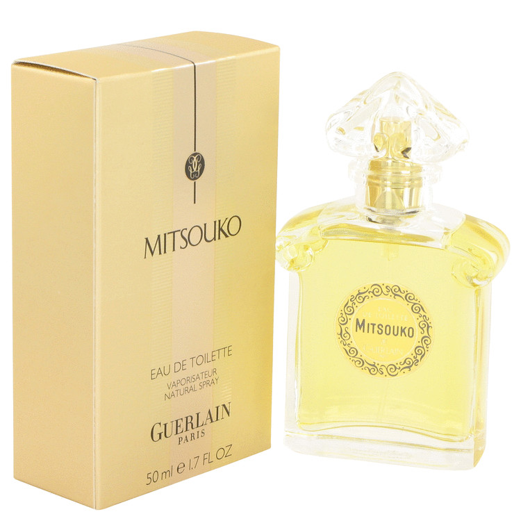 Mitsouko Perfume by Guerlain 1.7 oz EDT Spray for Women