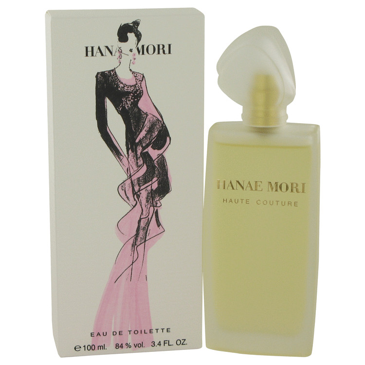 Hanae Mori Haute Couture Perfume 3.4 oz EDT Spay for Women