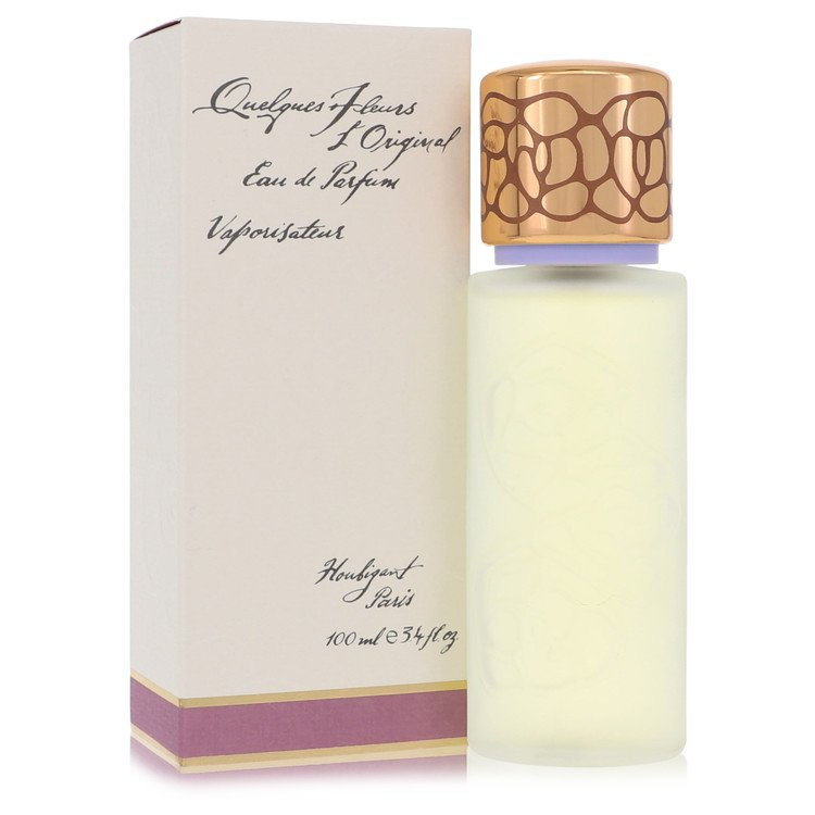 Quelques Fleurs Perfume by Houbigant 100 ml EDP Spay for Women
