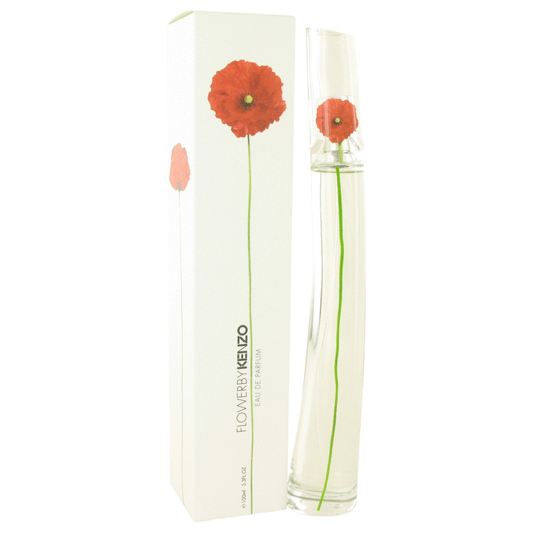 kenzo FLOWER by Kenzo for Women Eau De Parfum Spray 3.4 oz