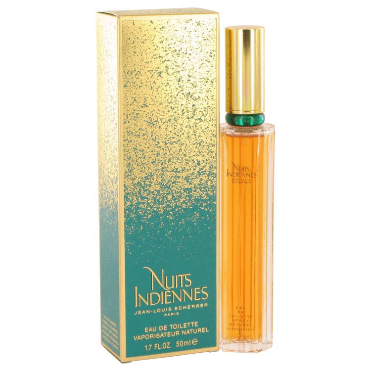 Indian Nights Perfume by Jean Louis Scherrer 50 ml EDT Spay for Women
