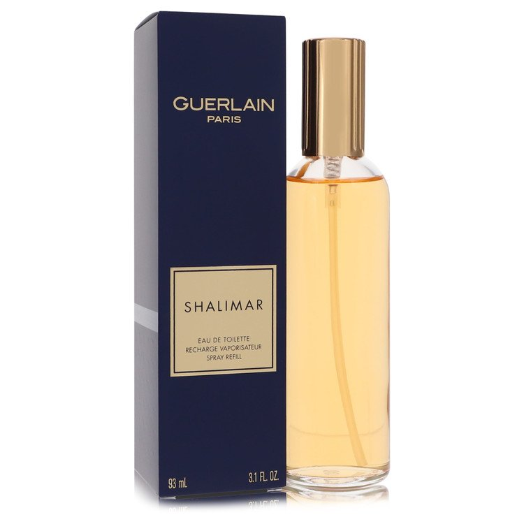 Guerlain Shalimar Perfume 3.1 oz EDT Spray Refill for Women