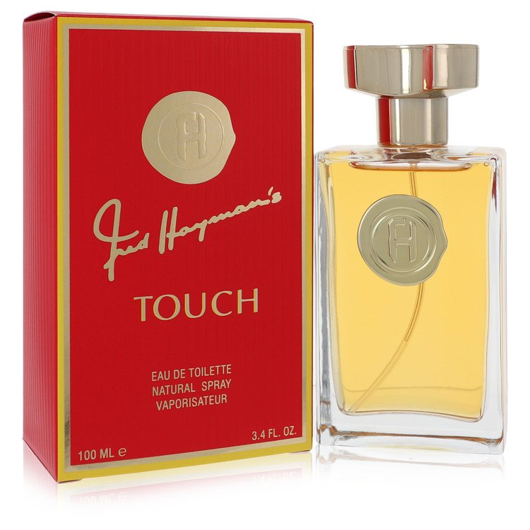 Touch Perfume by Fred Hayman 3.3 oz EDT Spray for Women