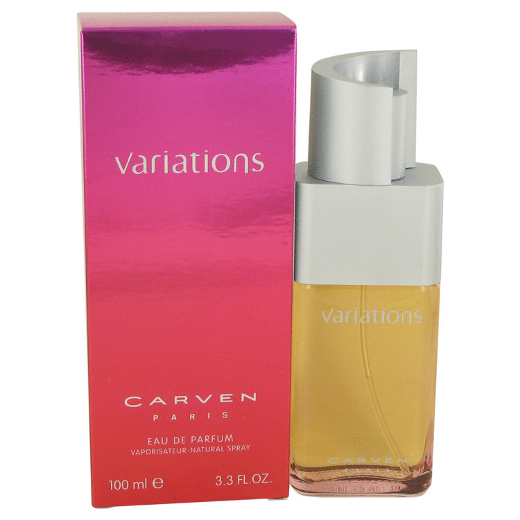 Variations Perfume by Carven 100 ml Eau De Parfum Spray for Women