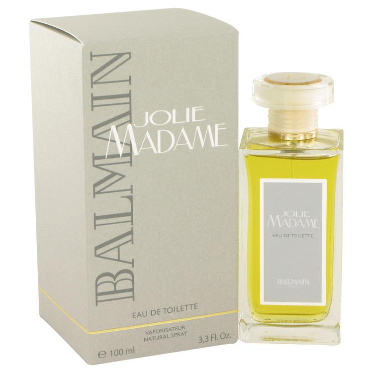Jolie Madame Perfume by Pierre Balmain 3.4 oz EDT Spay for Women