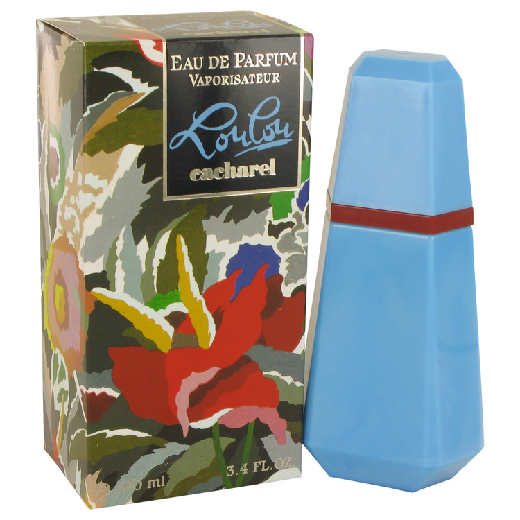 Lou Lou Perfume by Cacharel 100 ml Eau De Parfum Spray for Women