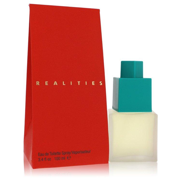 Realities Perfume by Liz Claiborne 3.4 oz EDT Spay for Women