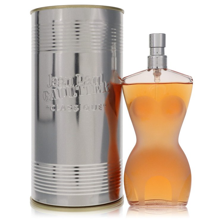 Jean Paul Gaultier by Jean Paul Gaultier Women's Eau De Toilette Spray 3.4 oz