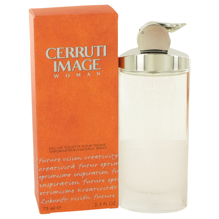 Image Perfume by Nino Cerruti 75 ml Eau De Toilette Spray for Women