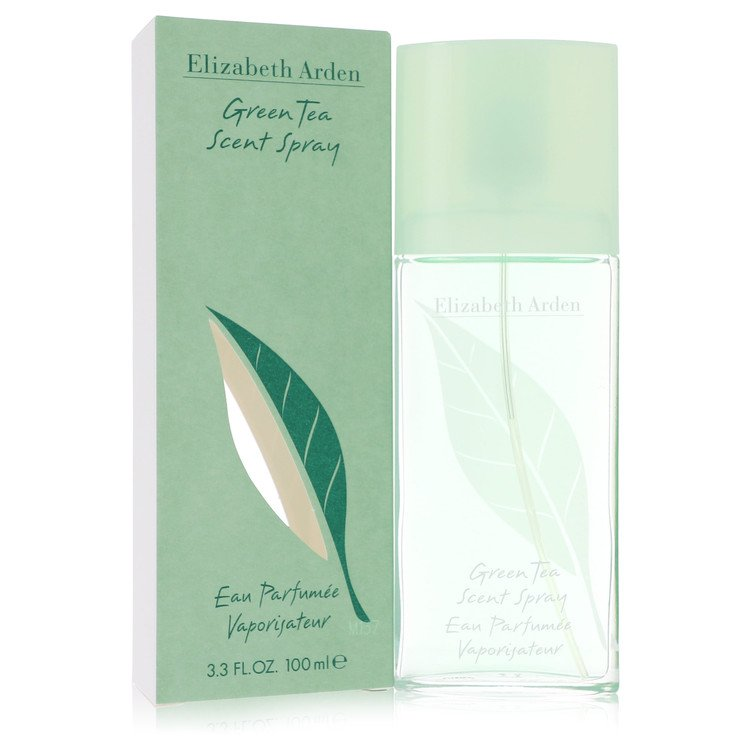 GREEN TEA by Elizabeth Arden for Women Eau Parfumee Scent Spray 3.4 oz