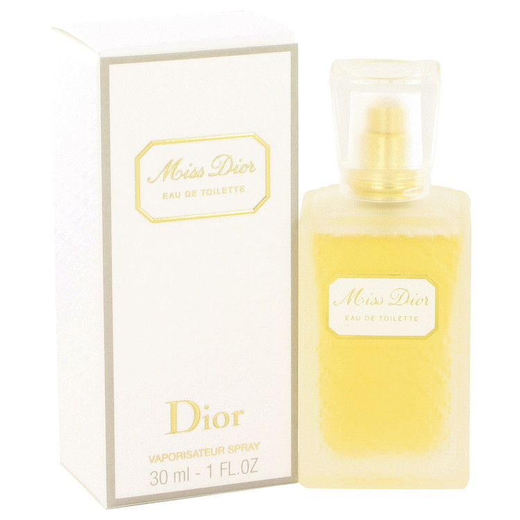 Miss Dior Originale Perfume by Christian Dior 1 oz EDT Spay for Women