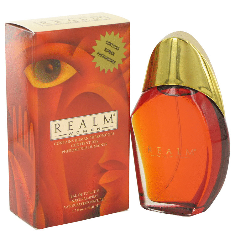 Realm Perfume by Erox 1.7 oz EDT Spray for Women