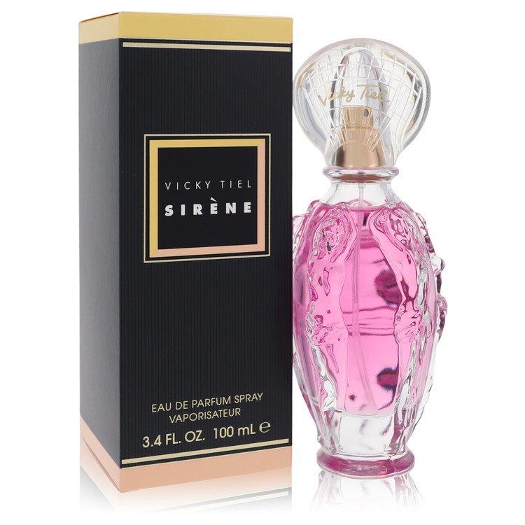 Sirene Perfume by Vicky Tiel 100 ml Eau De Parfum Spray for Women