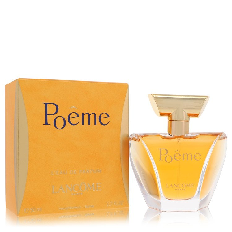 Poeme Perfume by Lancome 50 ml Eau De Parfum Spray for Women