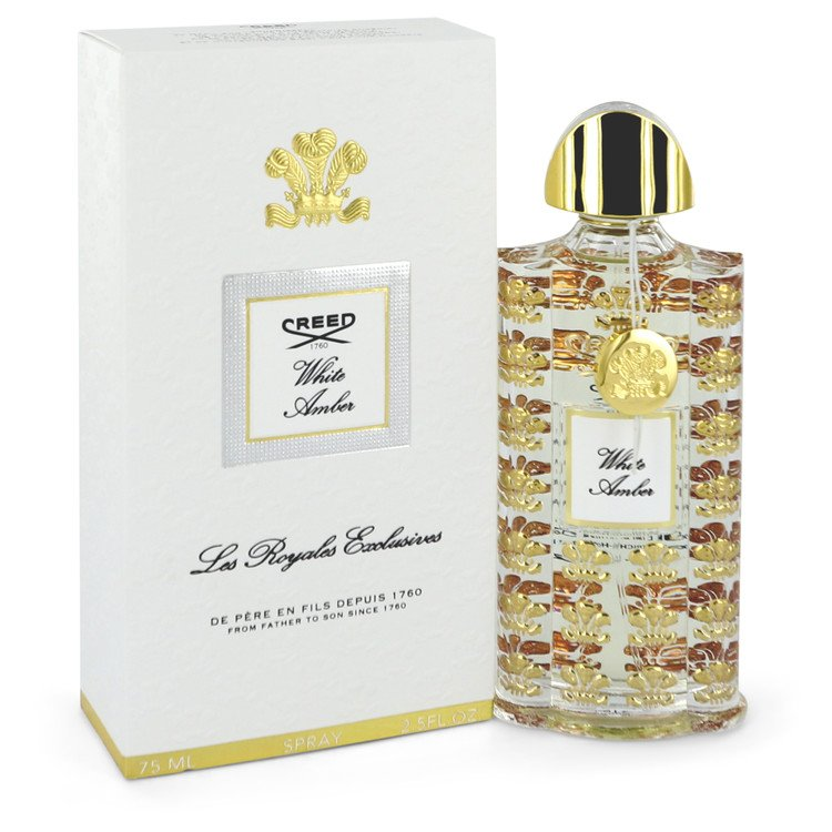 White Amber Perfume by Creed 75 ml Eau De Parfum Spray for Women