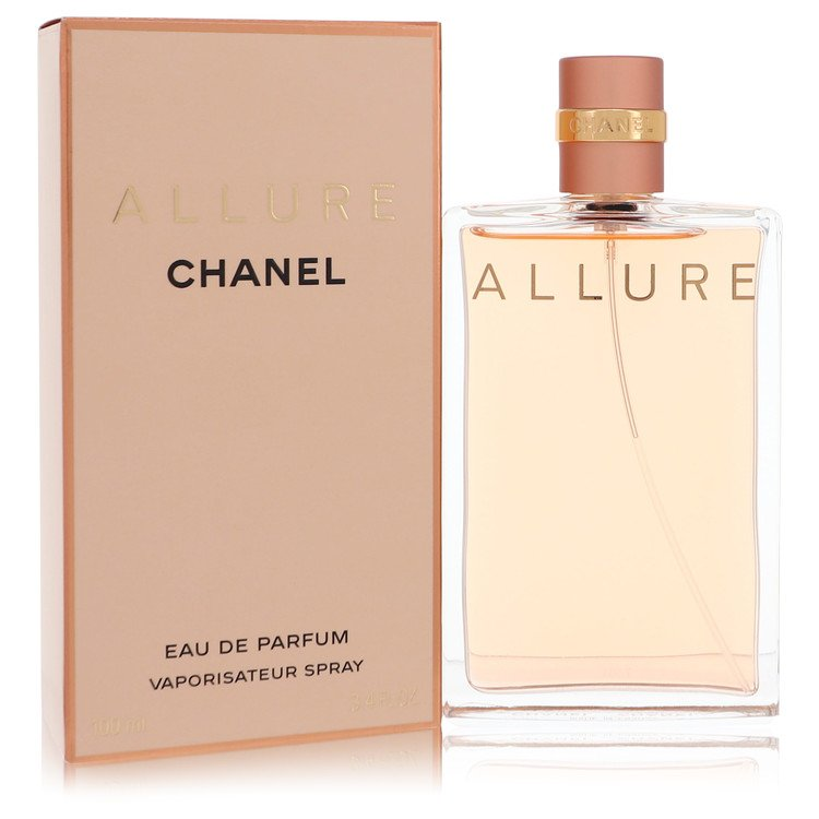 ALLURE by Chanel for Women Eau De Parfum Spray 3.4 oz
