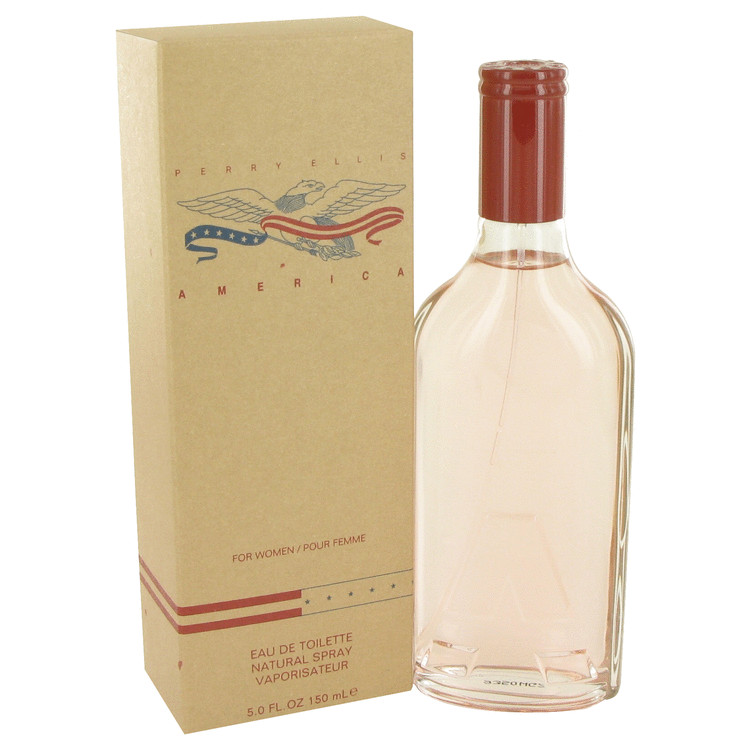 America Perfume by Perry Ellis 5 oz EDT Spray for Women
