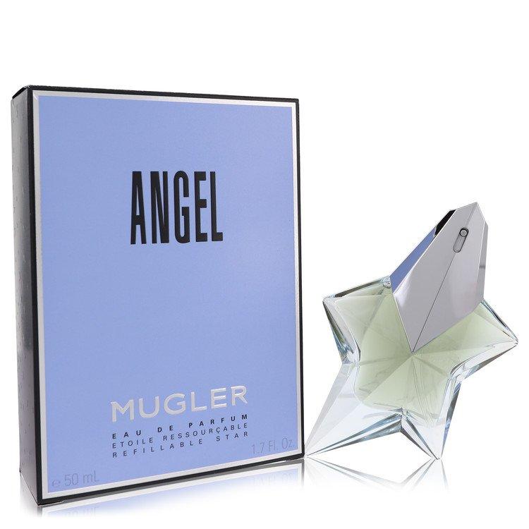 ANGEL by Thierry Mugler for Women Eau De Parfum Spray Refillable 1.7 oz