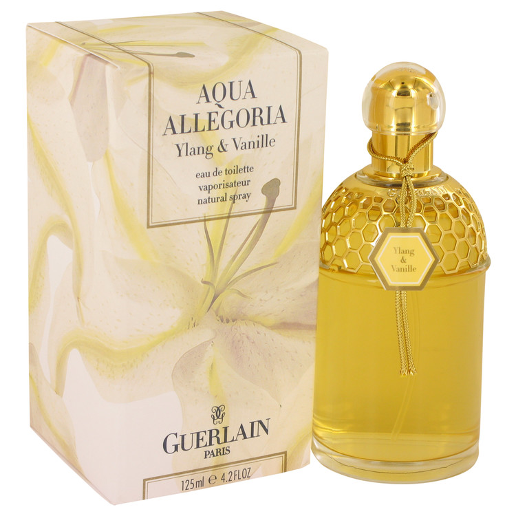 Aqua Allegoria Ylang Vanille Perfume 125 ml EDT Spay for Women