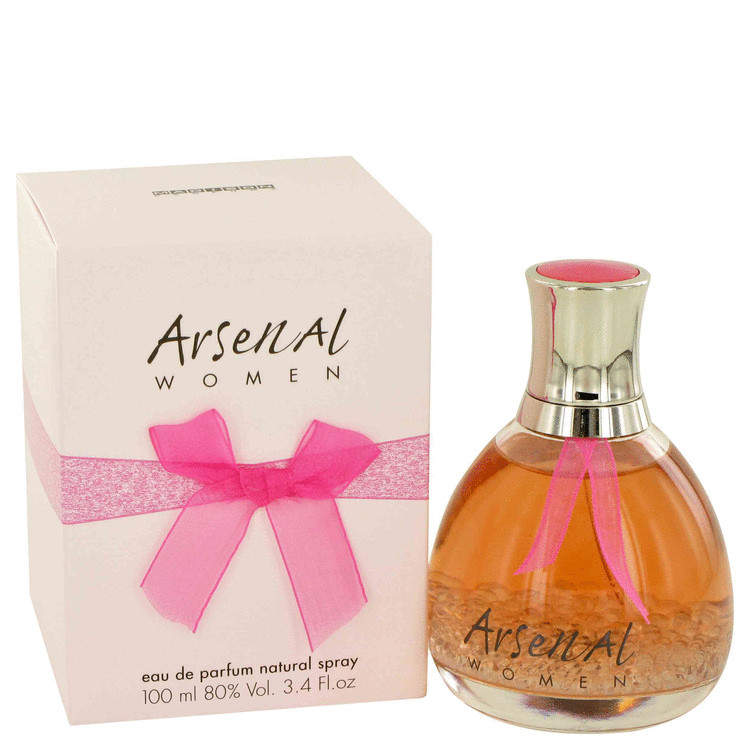 Arsenal Perfume by Gilles Cantuel 3.4 oz EDP Spray for Women